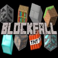 Click Minecraft Block Fall Online